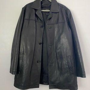 👉Wilson's Italian Soft Leather Jacket